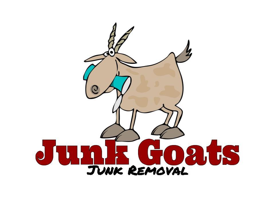 Junk Removal Richmond | Junk Goats Logo